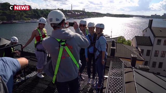 Découvrir Stockholm par les toits, la nouvelle tendance touristique