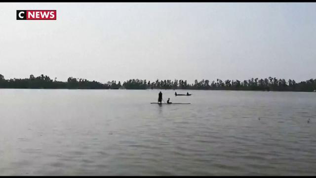 Plusieurs jours de mousson ravagent le sud de l'Asie
