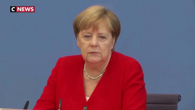 Angela Merkel rassure sur sa santé
