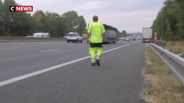 Les patrouilleurs, les anges gardiens de l'autoroute