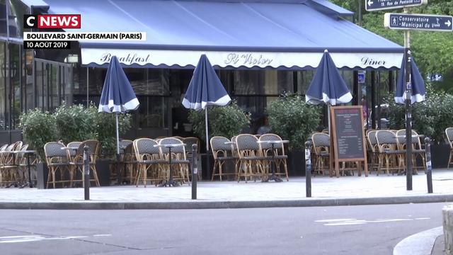L'été, les Parisiens désertent