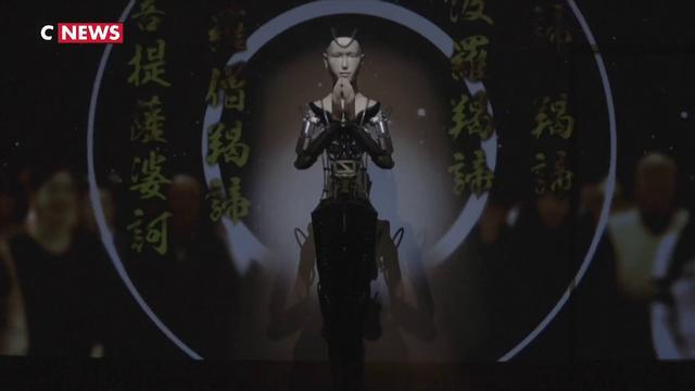 Japon : Un prêtre robot transmet le bouddhisme