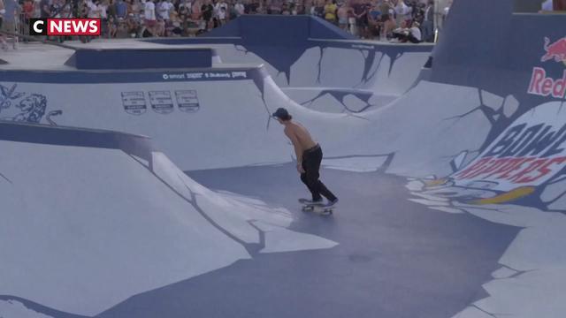 L'élite mondiale du skate réunie à Marseille