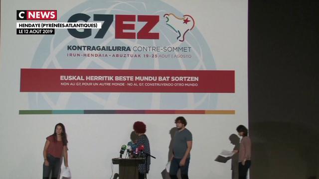 G7 à Biarritz : ce que l'on sait du contre-sommet
