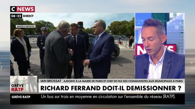 Ian Brossat : « Richard Ferrand doit démissionner »