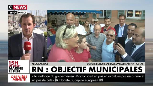 Nicolas Bay : « Nous sommes prêts à l'échelon municipale à porter cette alternative »