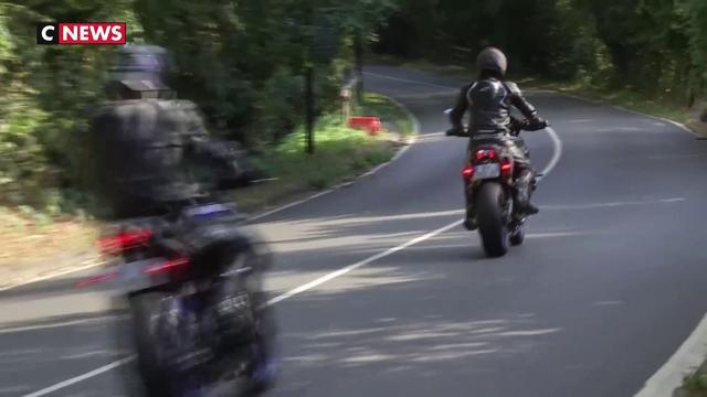 Permis moto : une nouveauté intégrée dans l'examen pour plus de sécurité