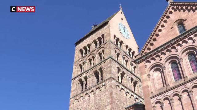 Alsace : des vignerons s'allient pour sauver un clocher historique