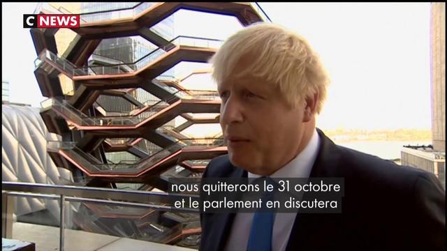 Brexit : Boris Johnson «pas d'accord» avec l'arrêt de la Cour suprême mais le «respectera»