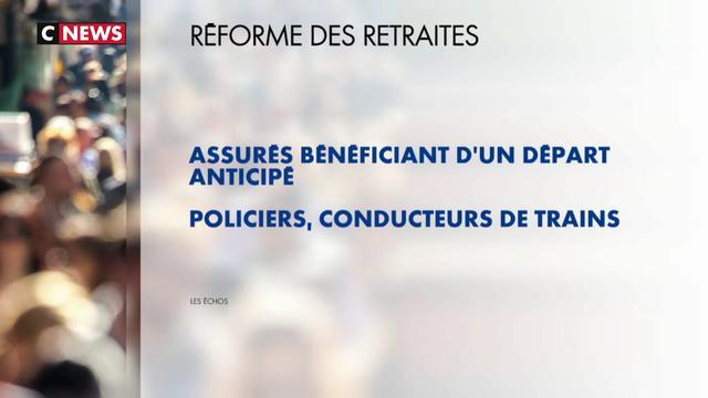 Retraites : réforme reportée