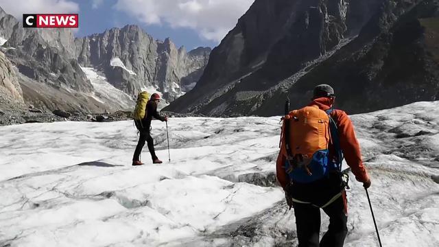Le Mont Blanc, une ascension périlleuse bientôt impossible
