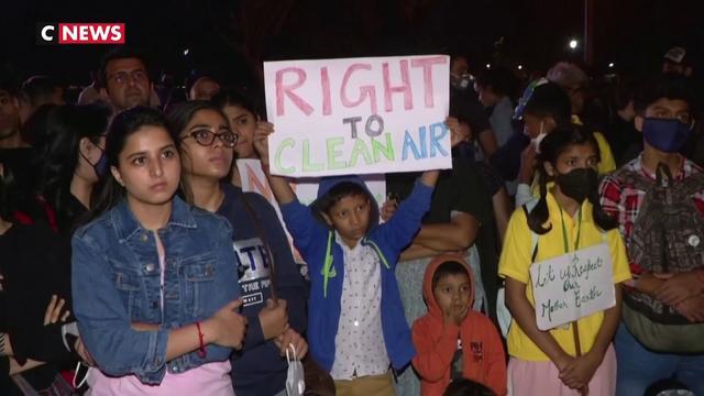 L'Inde suffoque sous la pollution et appelle le gouvernement à réagir
