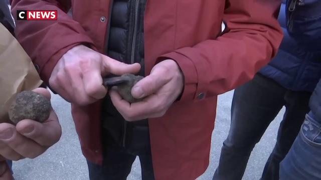 Dans les marchés du sud de la France, la truffe est la reine