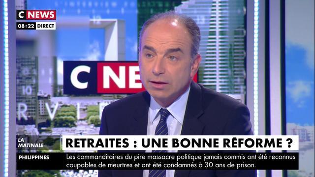 Jean-François Copé : «Il faut travailler plus longtemps»