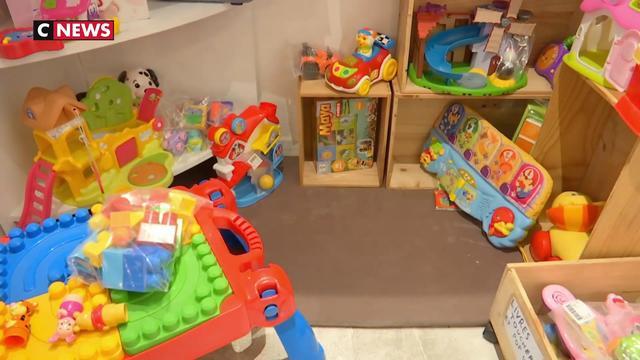 Bordeaux : un magasin pour acheter ses jouets en récup'