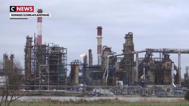 Le blocage de la raffinerie de Donges, un enjeu stratégique