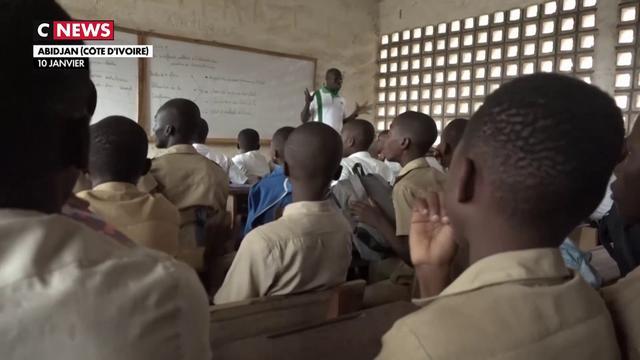 A Abijdan, le lycée sous le choc après la mort de l'adolescent à Roissy