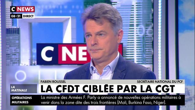 Fabien Roussel : «vendredi 24 janvier sera une journée de mobilisation importante»