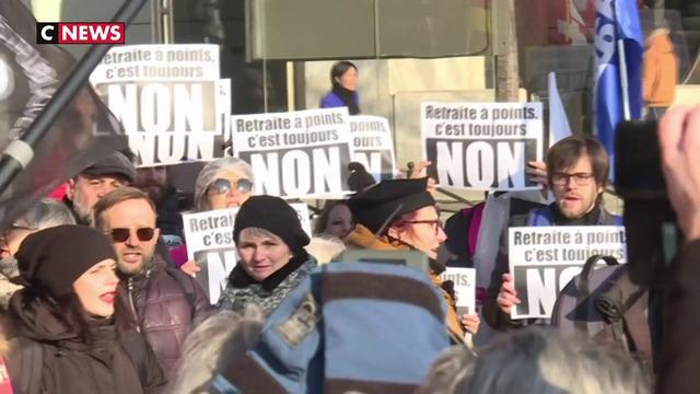 Réforme des retraites : les manifestations et les actions prévues ce vendredi