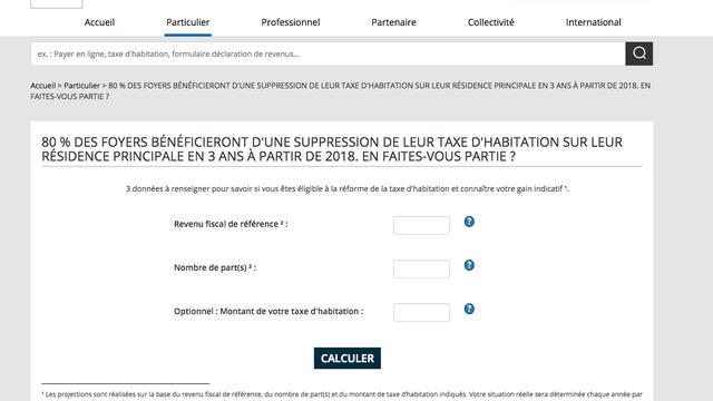 Un Simulateur Pour Calculer Votre Taxe D Habitation 2018 Www Cnews Fr