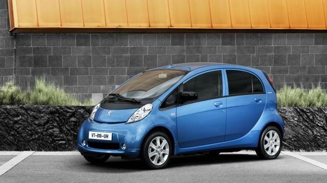 La iOn de Peugeot.