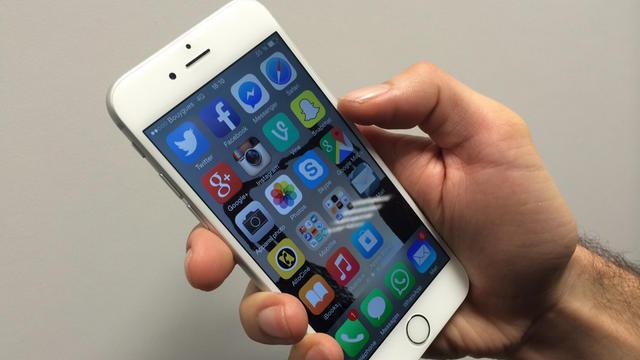 L'iPhone fait partie des mobiles les plus recyclés.