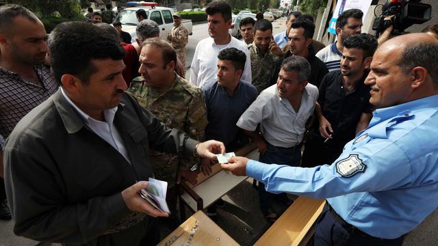 Irak: ouverture du scrutin pour les législatives