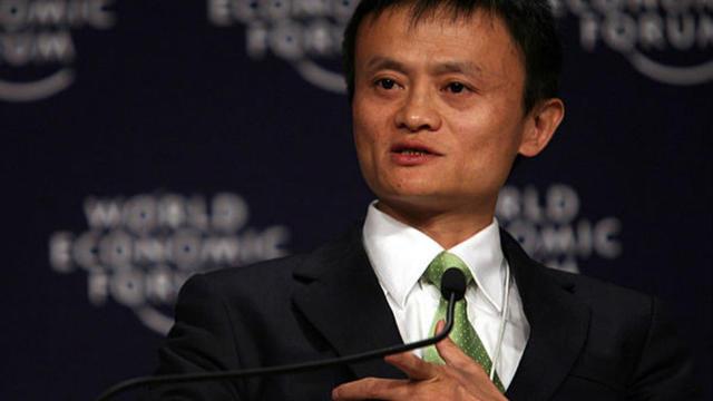 Jack Ma, 50 ans, est désormais la plus grosse fortune de Chine.