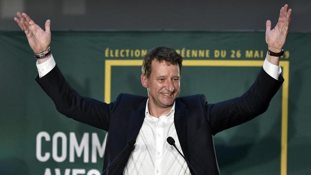 La percée verte est avant tout une réussite personnelle pour la tête de liste d'EELV, Yannick Jadot, qui avait pris le risque de partir seul à la bataille.