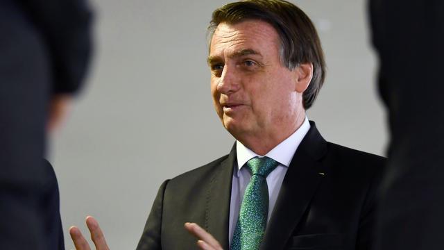 Le président brésilien Jair Bolsonaro, un climatosceptique notoire, a une idée originale pour préserver l'environnement.