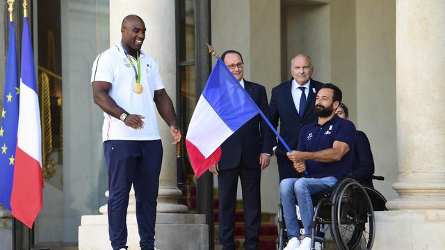 Michael Jeremiasz sera le porte-drapeau de la délégation française.