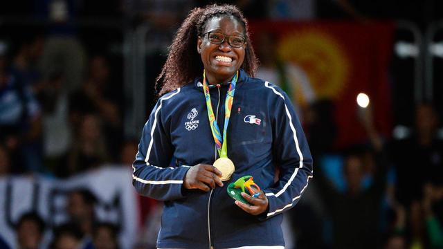 Emilie Andéol avait été sacrée championne olympique aux JO de Rio en 2016.