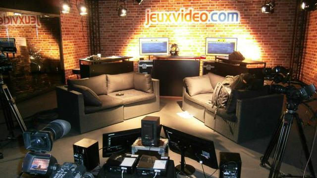 Le stand de jeuxvideo.com recevra de nombreux invités lors de la Paris Games Week.