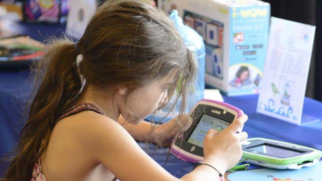 Les jouets technologiques ont connu une croissance de 16,6 % cette année en France.