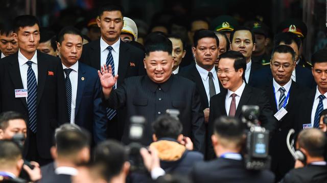 Kim Jong-un est arrivé ce mardi au Vietnam.