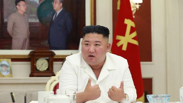 Le leader nord-coréen Kim Jong-un aurait laissé le pouvoir à sa sœur.