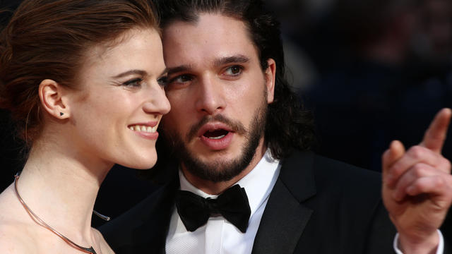 Kit Harington et Leslie Rose (Game of Thrones) se sont mariés
