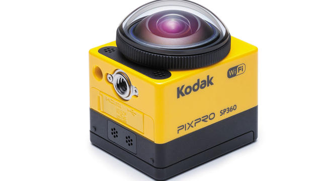 La Salon de la Photo à Paris permet de découvrir de nombreuses innovations autour de l'image, comme le KOdak Pixpro SP360.