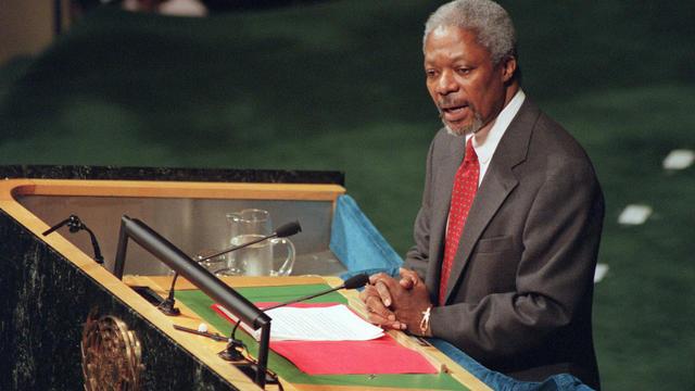Kofi Annan En 10 Citations Www Cnews Fr