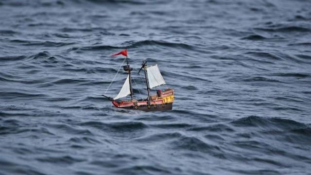 Image De Bateau un bateau playmobil fait le tour du monde | www.cnews.fr