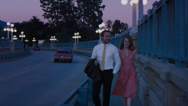 Ryan Gosling donne la réplique à Emma Stone dans La La Land