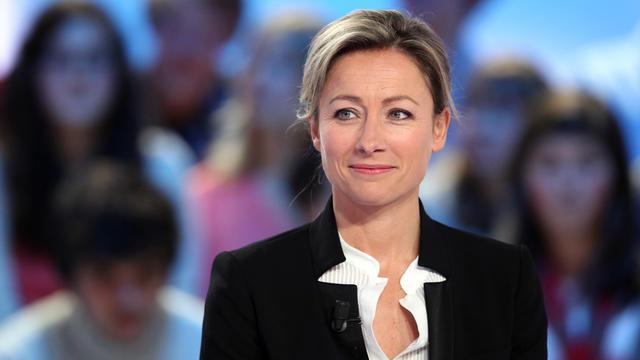 La journaliste Anne-Sophie Lapix reprendra à la rentrée 2017 le journal de 20h sur France 2.