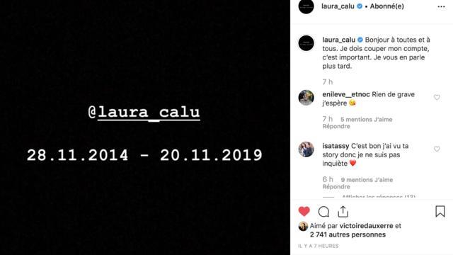 Plusieurs influenceuses françaises ont annoncé leur décision de fermer leur compte Instagram, sans donner d'explication précise.