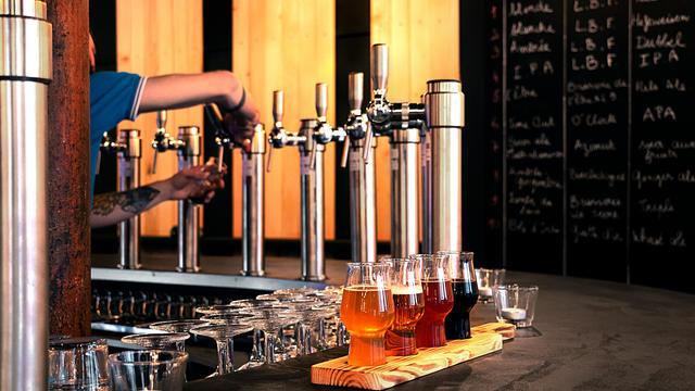 Le Bar Fondamental organise un concours pour remporter deux pintes de son choix et un atelier de brassage.