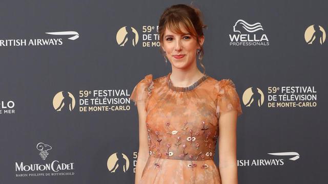 Léa François a annoncé sa première grossesse sur Twitter.