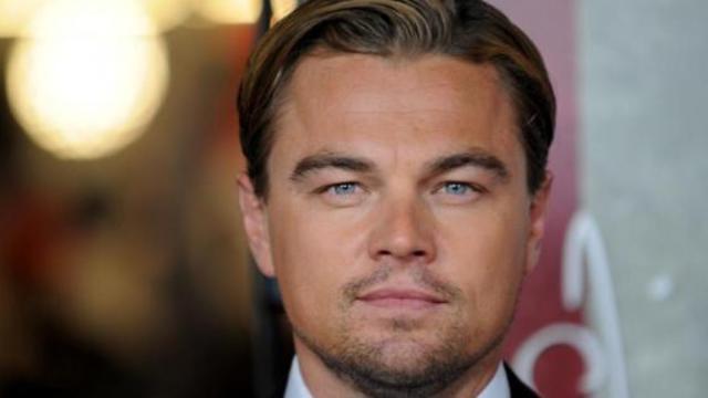 L'acteur américain, Leonardo DiCaprio.