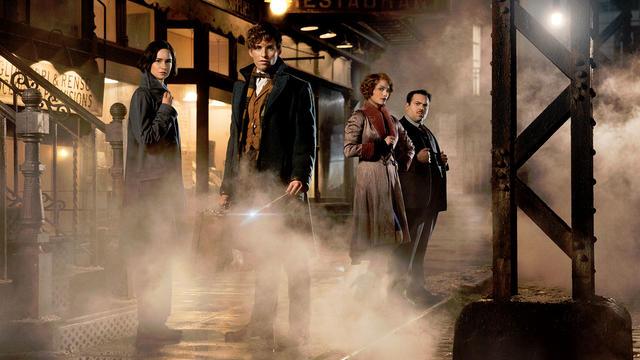 «Les animaux fantastiques» est un spin-off à la saga cinématographique «Harry Potter» qui suit les pas de Norbert Dragonneau, auteur du célèbre manuel utilisé à Poudlard «Vie et habitat des animaux fantastiques».