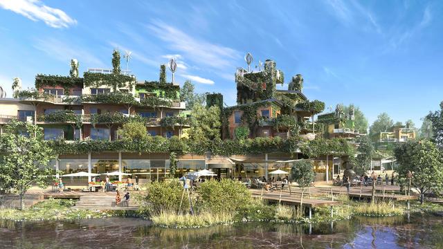 Quatre villages en lien avec la nature verront le jour en 2016.