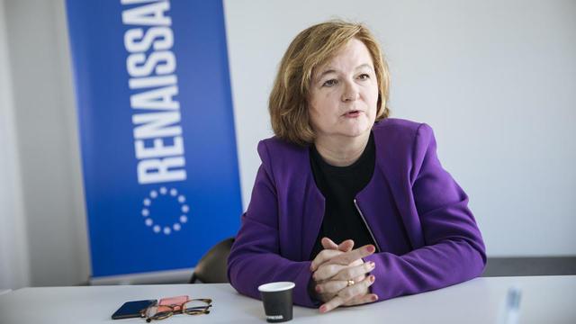 Nathalie Loiseau appelle notamment à mettre en place un salaire minimum européen, adapté à chaque pays.