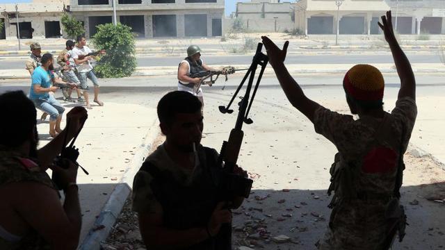 En 2016, le GNA reprend la ville de Syrte à Daesh. C'est dans cet ancien bastion jihadiste que les dépouilles des 21 chrétiens coptes ont été retrouvées